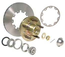Coleman Racing Products - Coleman Bearing And Race Kit - Inner - Sportsman Hubs