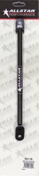 Allstar Performance - Allstar Performance Nose Wing Tubular Rear Post - Black