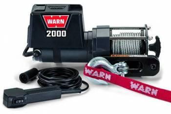 Warn - Warn Works 2000 Winch