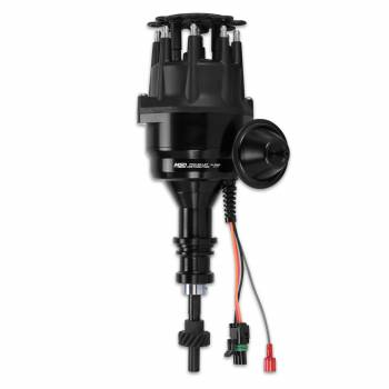 MSD - MSD Ford 289/302 Pro-Billet RTR Distributor- Black