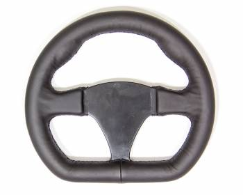 Biondo Racing Products - Biondo Black Leather Steering Wheel