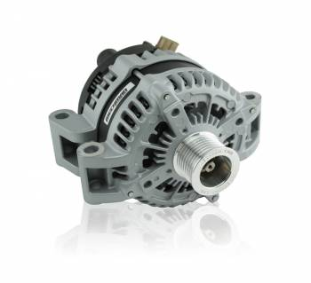 MechMan Alternators - MechMan E Series 250 Amp Alternator - Ford 6.4L Super Duty
