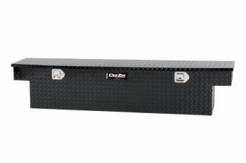 """Dee Zee - Dee Zee Specialty Series Truck Bed Tool Box Single Lid 69.75"""" Long 12"""" Wide - Aluminum"""