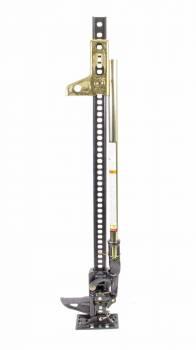 "Hi-Lift Jack Company - Hi-Lift Jack Company Hi-Lift X-treme Floor Jack 48"" Long Cast Iron Gray Powder Coat - Each"