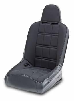 Mastercraft Safety - Mastercraft Nomad Seat Hip Bolsters Harness Openings Cloth/Vinyl - Black