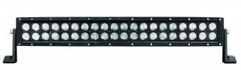 """KC HiLiTES - KC HiLiTES C Series LED Light Bar Spot/Spread 120 Watts 20"""" Long - White LED"""