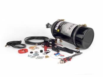 Comp Cams - Comp Cams Blackout Nitrous Oxide System Wet 75-175 HP 10 lb Bottle - Black