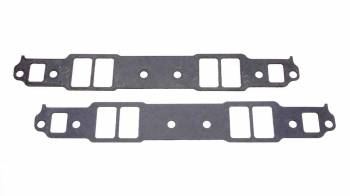 "Cometic - Cometic 0.060"" Thick Intake Manifold Gasket Composite 1.280 x 2.170"" Dart Port Small Block Chevy - Pair"