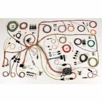 American Autowire - American Autowire Classic Update Complete Car Wiring Harness Complete - Falcon1960-64 /Comet 1960-65