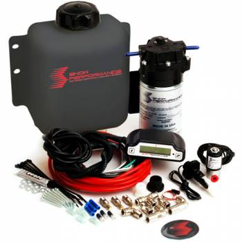 Snow Performance - Snow Performance Stage 3 Boost Cooler Water Injection System Boost/EFI Controlled 3 qt Reservoir Universal EFI Gas Engines - Kit