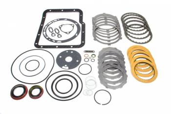 Coan Racing - Coan Automatic Transmission Rebuild Kit Master Overhaul Clutches/Steels/Gaskets/Seals Powerglide - Kit