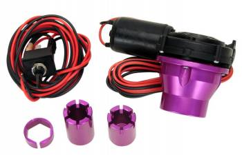 Comp Cams - Comp Cams Remote Opener Nitrous Oxide Bottle Valve Aluminum Purple Anodize 10 lb Bottle - Kit