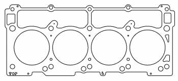 "Cometic - Cometic 3.950"" Bore Cylinder Head Gasket 0.040"" Compression Thickness Driver Side Multi-Layered Steel - Mopar Modular Hemi"
