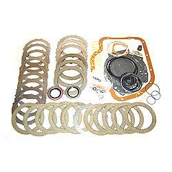 Coan Racing - Coan Automatic Transmission Rebuild Kit Master Overhaul Clutches/Steels/Gaskets/Seals TH350 - Kit