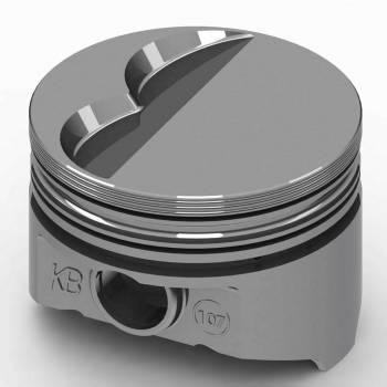 "KB Performance Pistons - KB Performance Pistons KB Series Piston Hypereutectic 4.040"" Bore 5/64 x 5/64 x 3/16"" Ring Grooves - Minus 5.0 cc"