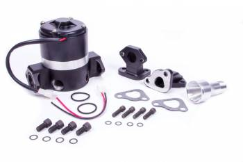 "PRW Industries - PRW INDUSTRIES Electric Water Pump High Flow 3/4"" NPT inlet Gaskets Included - Aluminum"