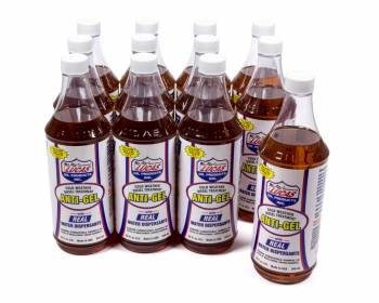 Lucas Oil Products - Lucas Oil Products Cold Weather Fuel Additive Anti-Gel 1 qt Diesel - Set of 12