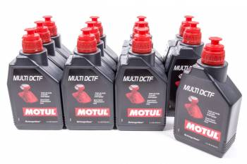 Motul - Motul Multi DCTF Transmission Fluid DCTF Synthetic 1 L - Set of 12