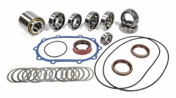 Tiger Rear Ends - Tiger Rear Ends Complete Bearing/Seal Kit Low Drag - Tiger Quick Change