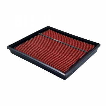 "Spectre Performance - Spectre Performance HPR Air Filter Element Panel 9-9/32 x 8-13/16"" 1-1/8"" Tall - Reusable Cotton"