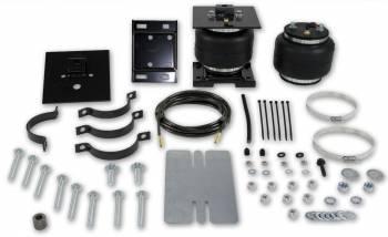 Air Lift - Air Lift Loadlifter 5000 Air Spring Bags/Brackets/Lines 5000 lb Capacity Black Powder Coated Brackets - Rear