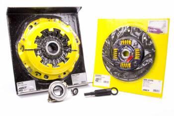 Advanced Clutch Technology - Advanced Clutch Technology Heavy Duty Clutch Kit Single Disc 228 mm Diameter 25 mm x 24 Spline - Sprung Hub