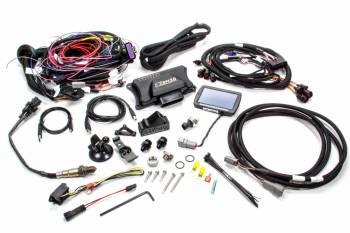Crane Cams - Crane Cams EZ-EFI 2.0 Multi-Port Retro-Fit Fuel Injection Multi-Port 88 lb/hr Injectors 1200 CFM - In-Line Pump System