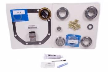 Richmond Gear - Richmond Gear Bearings/Crush Sleeve/Gaskets/Hardware/Seals/Shims/Thread Locker Differential Installation Kit GM 12 Bolt