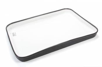 "Kinser Air Filters - Kinser Air Filters 20 x 13-1/2"" Rectangle Sprint Car Air Box Base Composite Black Kinser Sprint Car Air Box - Each"