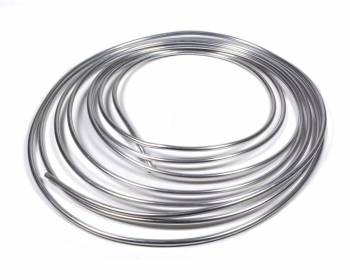 "Fragola Performance Systems - Fragola Performance Systems 1/4"" Fuel Line 25 ft Aluminum Natural - Each"