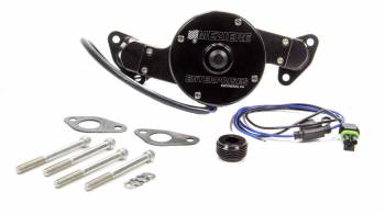 "Meziere Enterprises - Meziere Enterprises Electric Water Pump Heavy Duty 100 Series 1"" NPT Female Inlet Install Kit"