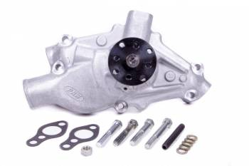 "PRW Industries - PRW INDUSTRIES Mechanical Water Pump High Performance 3/4"" Shaft Short Design - Revised Impeller Entry"