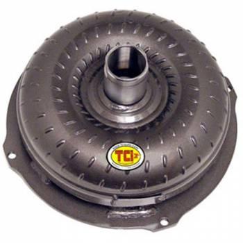 "TCI Automotive - TCI Automotive Sizzler Torque Converter 12"" Diameter 1600-2000 RPM Stall 11.4"" Bolt Circle - C4"