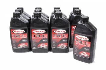 Torco - Torco TR-1R Motor Oil 10W30 Synthetic 1 L - Set of 12
