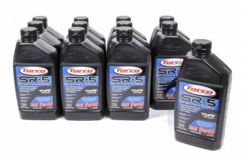 Torco - Torco SR-5 GDL Motor Oil 5W40 Synthetic 1 L - Set of 12