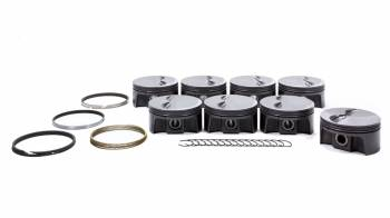 """Mahle Motorsports - Mahle Motorsports PowerPak Piston and Ring Forged 4.040"""" Bore 1.5 x 1.5 x 3.0 mm Ring Groove - Minus 4.0 cc"""