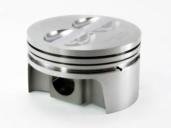 "Mahle Motorsports - Mahle Motorsports Flat Top Piston Forged 4.020"" Bore 2.0 x 1.5 x 4.0 mm Ring Grooves - Minus 2.0 cc"