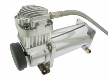 Air Lift - Air Lift Viair 380C Air Compressor Suspension 200 psi Max 12V - Chrome