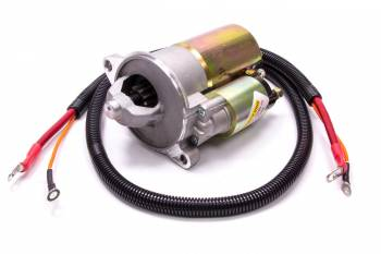 Ford Racing - Ford Racing High Torque Starter Mini Starter Gear Reduction Cadmium/Natural - 164 Tooth Flywheel