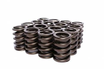 "Comp Cams - Comp Cams Single Spring Valve Spring 313 lb/in Spring Rate 1.260"" Coil Bind 1.390"" OD - Set of 16"
