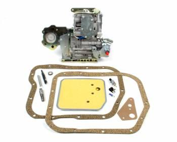 Turbo Action - Turbo Action Cheetah Pro Series Transbrake Kit Manual Reverse Pattern Torqueflite 727/904 - Kit