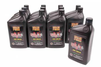 Brad Penn Racing Oil - Brad Penn Racing Oil 10W40 Motor Oil Conventional 1 qt Motorcycle - Set of 12