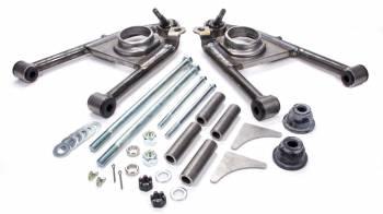 Heidts - Heidts Tubular Control Arm Lower Plastic Bushings Steel - Natural