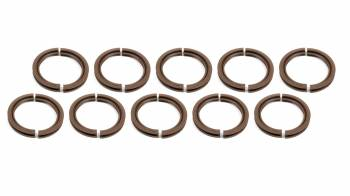 SCE Gaskets - SCE Gaskets 2 PC Rear Main Seal Synthetic Rubber Big Block Chevy - Set of 10