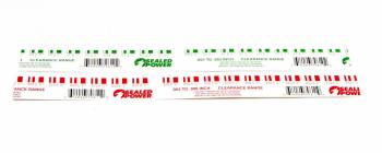 "Speed Pro - Speed Pro 0.001-0.003"" Measurement Range Plastigauge Green/Red - Pair"