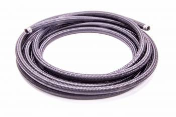 Russell Performance Products - Russell Performance Products Pro-Classic II Hose 8 AN 20 ft Braided Nylon/Rubber - Black