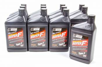 ATI Products - ATI Products Max Duty Super F Transmission Fluid ATF Synthetic 1 qt - Set of 12