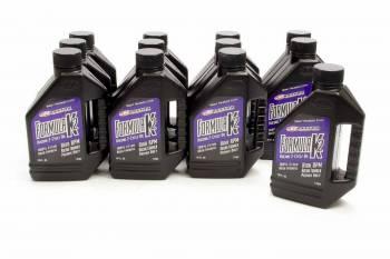 Maxima Racing Oils - Maxima Racing Oils Formula K2 2 Stroke Oil Synthetic 16 oz - Set of 12