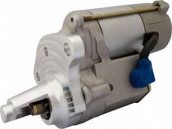 CVR Performance Products - CVR Performance Products Protorque Maximum Starter 10 Position Mounting Block 4.44:1 Gear Reduction Natural - Mopar V8/6-Cylinder