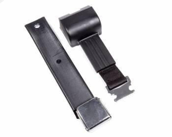 Beams Seatbelts - Beams Seatbelts Lap Seat Belt Airplane Lift Buckle Retractable Bolt-On - Floor Mount